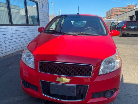 2010 Chevrolet Aveo for sale at Story Brothers Auto in New Britain CT