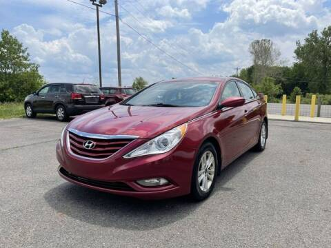 2013 Hyundai Sonata for sale at Instant Auto Sales in Chillicothe OH