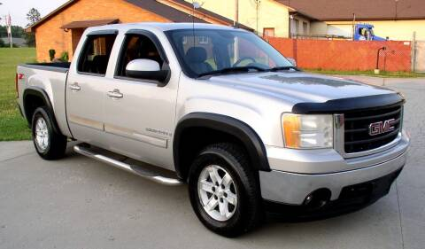 2007 GMC Sierra 1500 for sale at Angelo's Auto Sales in Lowellville OH