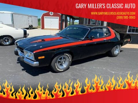 1973 Plymouth Roadrunner for sale at Gary Miller's Classic Auto in El Paso IL