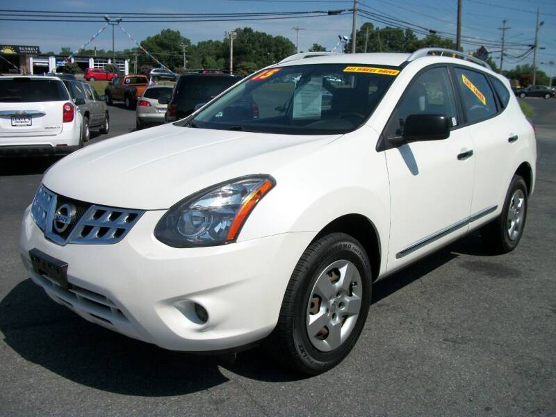 2015 Nissan Rogue Select for sale at Lentz's Auto Sales in Albemarle NC