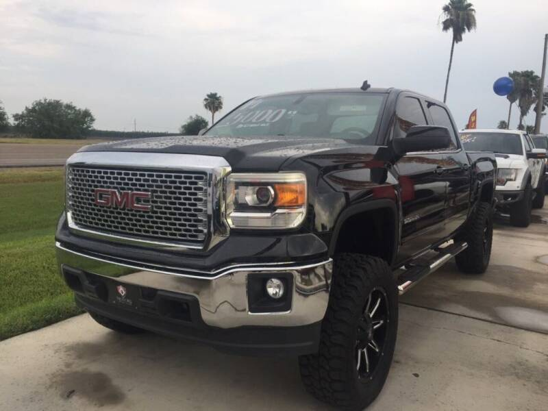 2014 GMC Sierra 1500 for sale at A & V MOTORS in Hidalgo TX