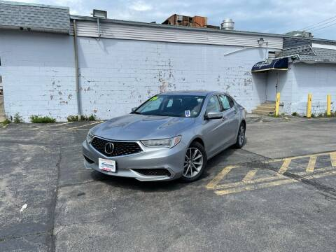 2019 Acura TLX for sale at Santa Motors Inc in Rochester NY