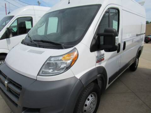2018 RAM ProMaster Cargo for sale at Tony's Auto World in Cleveland OH