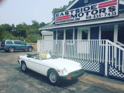 1977 MG Midget for sale at EASTSIDE MOTORS in Tulsa OK
