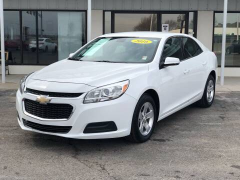 2016 Chevrolet Malibu Limited for sale at Nelson Car Country in Bixby OK