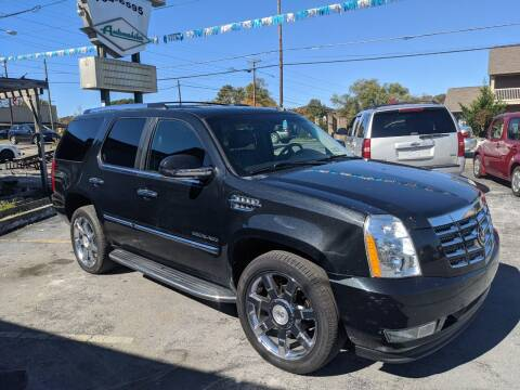 2010 Cadillac Escalade for sale at HODGE MOTORS in Bristol TN
