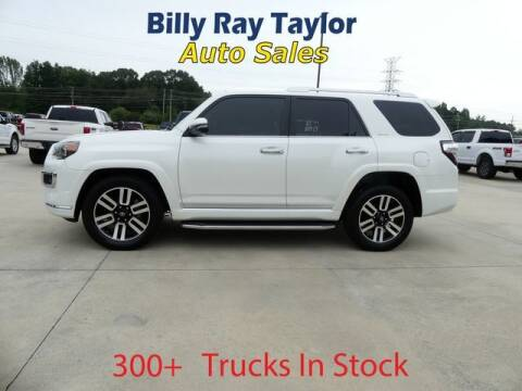2017 Toyota 4Runner for sale at Billy Ray Taylor Auto Sales in Cullman AL