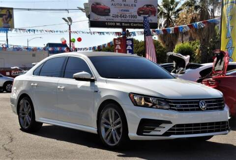 2017 Volkswagen Passat for sale at AMC Auto Sales, Inc in San Jose CA