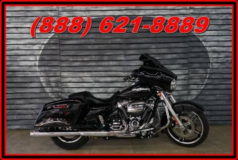 2019 Harley-Davidson Street Glide for sale at Motomaxcycles.com in Mesa AZ
