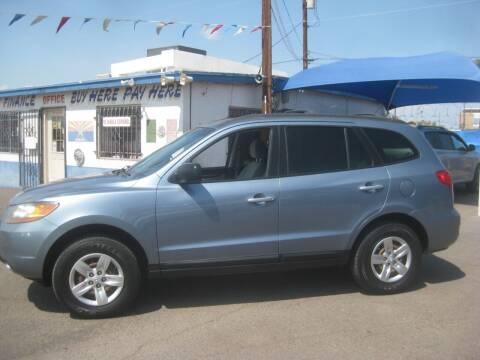 2009 Hyundai Santa Fe for sale at Town and Country Motors - 1702 East Van Buren Street in Phoenix AZ