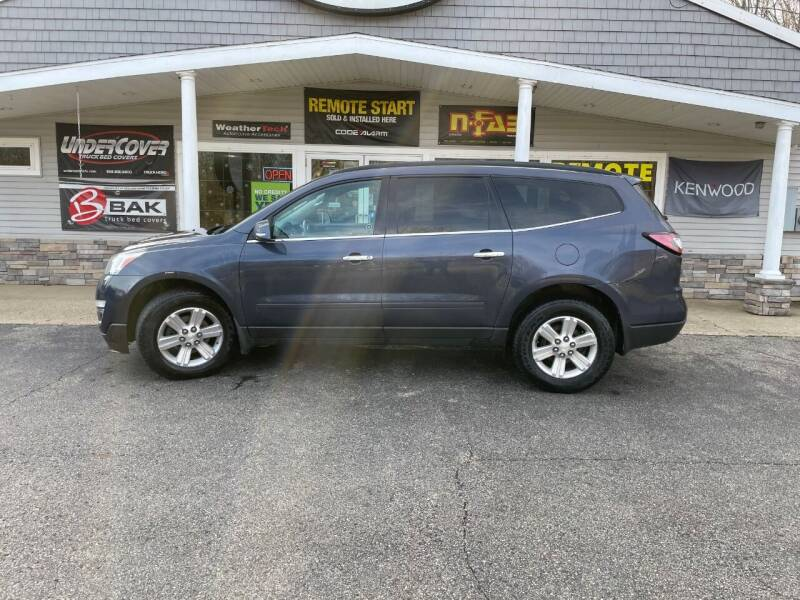 2013 Chevrolet Traverse for sale at Stans Auto Sales in Wayland MI