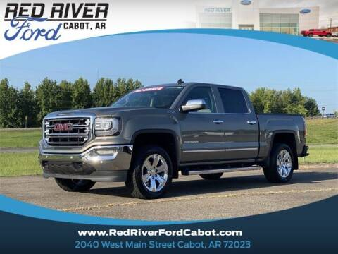 2017 GMC Sierra 1500 for sale at RED RIVER DODGE - Red River of Cabot in Cabot, AR
