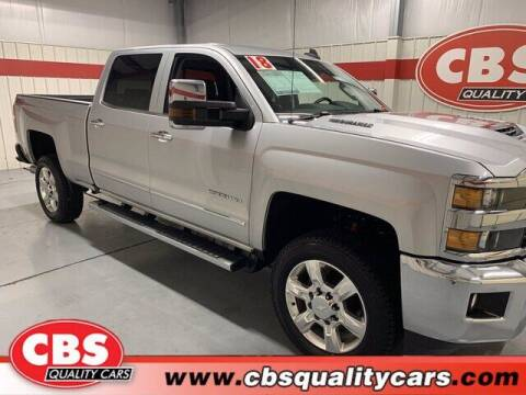 2018 Chevrolet Silverado 2500HD for sale at CBS Quality Cars in Durham NC