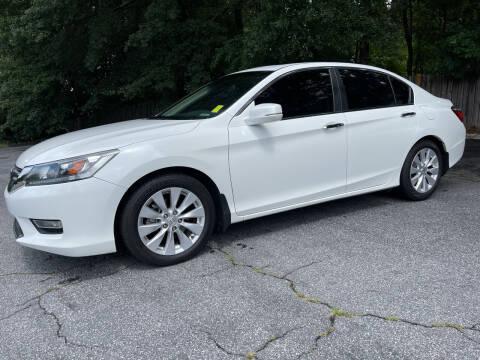 2013 Honda Accord for sale at Peach Auto Sales in Smyrna GA
