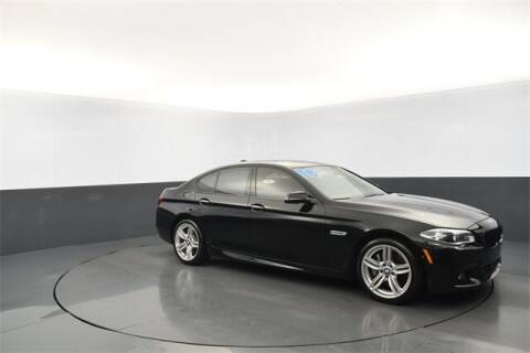 2014 BMW 5 Series for sale at Tim Short Auto Mall in Corbin KY