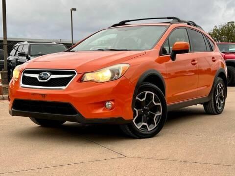 2013 Subaru XV Crosstrek for sale at Schneck Motor Company in Plano TX
