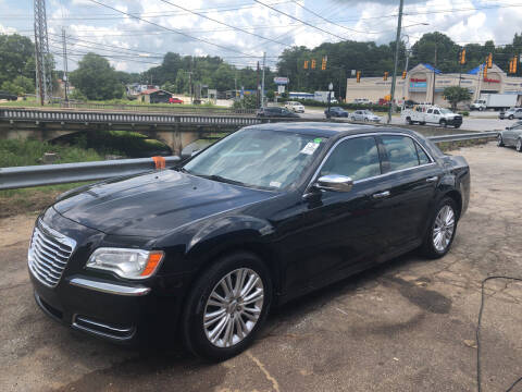 2014 Chrysler 300 for sale at Penland Automotive Group in Laurens SC