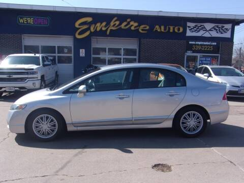 2010 Honda Civic for sale at Empire Auto Sales in Sioux Falls SD