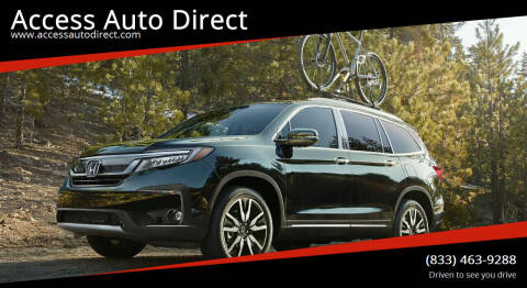 2019 Honda Pilot for sale at Access Auto Direct in Baldwin NY