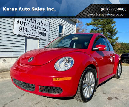 2008 Volkswagen New Beetle for sale at Karas Auto Sales Inc. in Sanford NC