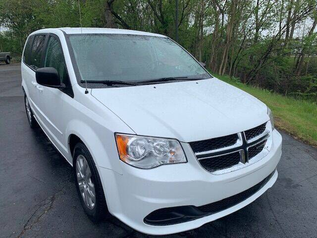 2016 Dodge Grand Caravan for sale at Lighthouse Auto Sales in Holland MI