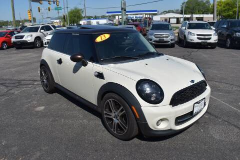2013 MINI Hardtop for sale at World Class Motors in Rockford IL
