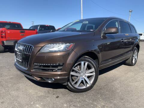 2013 Audi Q7 for sale at Superior Auto Mall of Chenoa in Chenoa IL