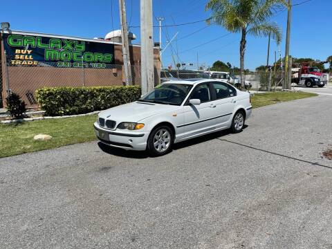 2003 BMW 3 Series for sale at Galaxy Motors Inc in Melbourne FL