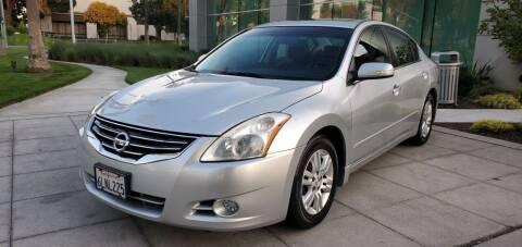 2010 Nissan Altima for sale at Top Motors in San Jose CA