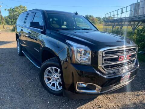 2018 GMC Yukon XL for sale at Excellence Auto Trade 1 Corp in Brooklyn NY