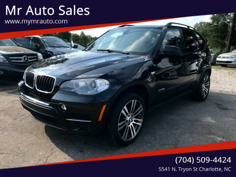 2012 BMW X5 for sale at Mr Auto Sales in Charlotte NC