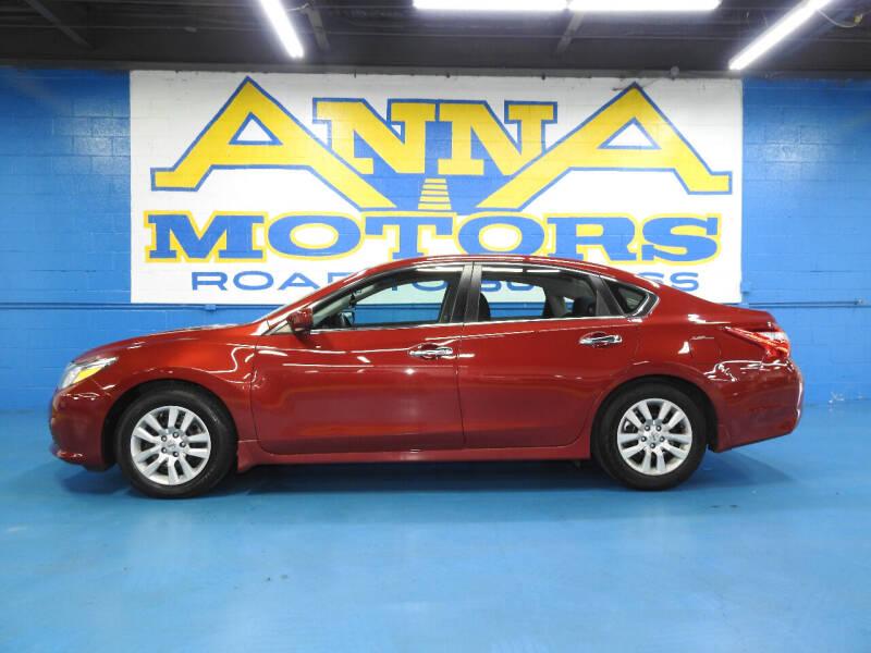 2017 Nissan Altima for sale at ANNA MOTORS, INC. in Detroit MI