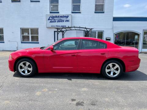 2011 Dodge Charger for sale at Lightning Auto Sales in Springfield IL