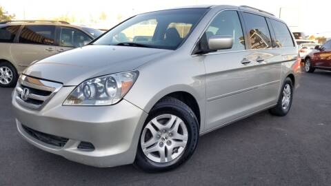 2006 Honda Odyssey for sale at LA Motors LLC in Denver CO