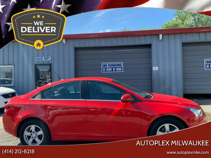 2014 Chevrolet Cruze for sale at Autoplex Milwaukee in Milwaukee WI