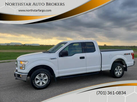 2017 Ford F-150 for sale at Northstar Auto Brokers in Fargo ND