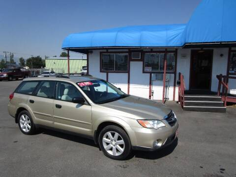 2008 Subaru Outback for sale at Jim's Cars by Priced-Rite Auto Sales in Missoula MT