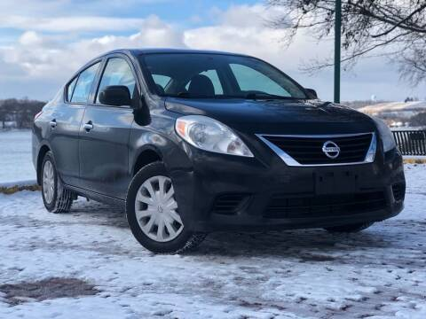 2014 Nissan Versa for sale at PUTNAM AUTO SALES INC in Marietta OH