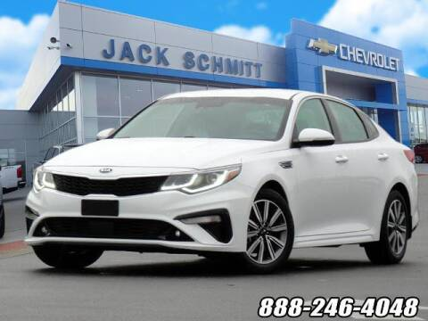 2020 Kia Optima for sale at Jack Schmitt Chevrolet Wood River in Wood River IL