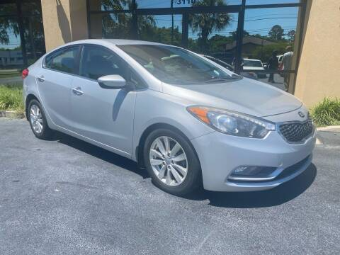 2015 Kia Forte for sale at Premier Motorcars Inc in Tallahassee FL