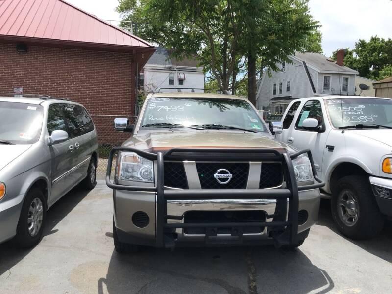 2007 Nissan Armada for sale at Chambers Auto Sales LLC in Trenton NJ