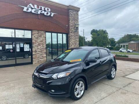 2016 Honda HR-V for sale at Auto Depot of Smyrna in Smyrna TN