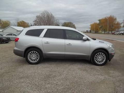 2010 Buick Enclave for sale at BRETT SPAULDING SALES in Onawa IA