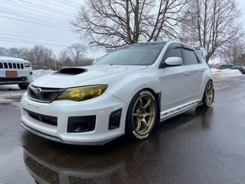 2011 Subaru Impreza for sale at VK Auto Imports in Wheeling IL