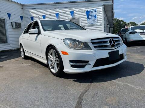 2013 Mercedes-Benz C-Class for sale at Plaistow Auto Group in Plaistow NH