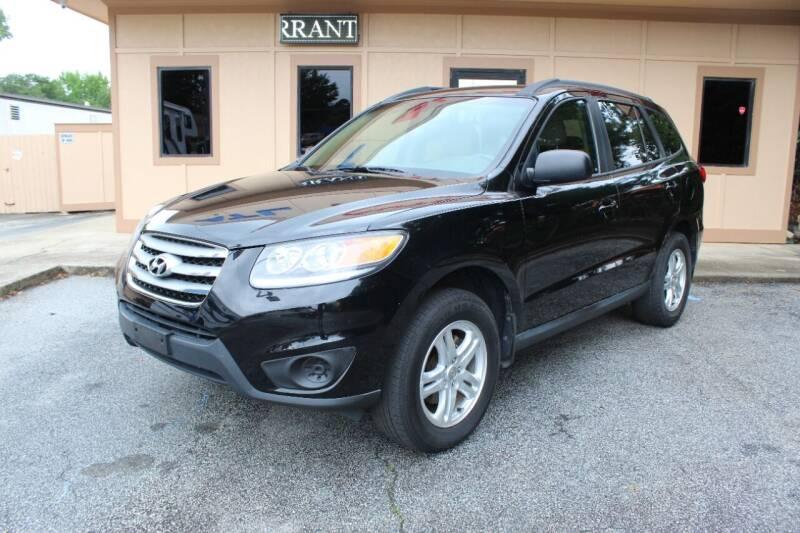 2012 Hyundai Santa Fe for sale at ATL Auto Trade, Inc. in Stone Mountain GA
