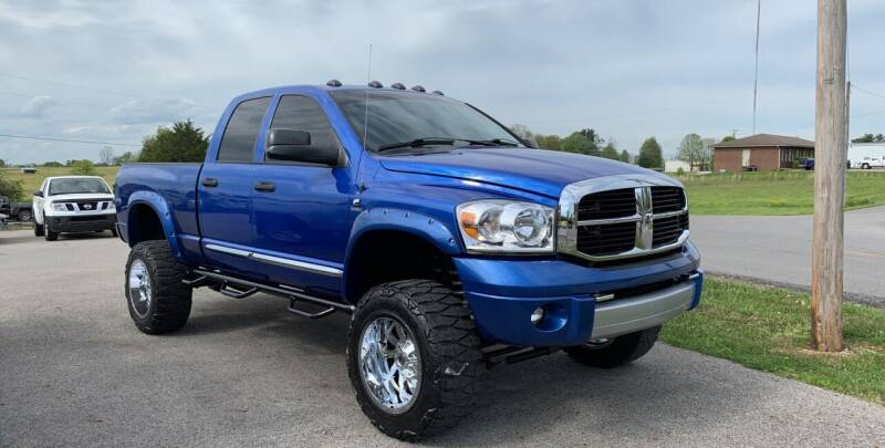 2009 Dodge Ram Pickup 2500 for sale at Todd Nolley Auto Sales in Campbellsville KY