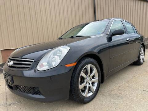 2006 Infiniti G35 for sale at Prime Auto Sales in Uniontown OH