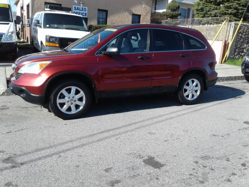 2007 Honda CR-V for sale at Nelsons Auto Specialists in New Bedford MA